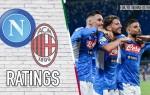 Napoli Player Ratings: Mertens makes up for Maksimovic blunders