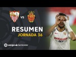 Resumen de Sevilla FC vs RCD Mallorca (2-0)