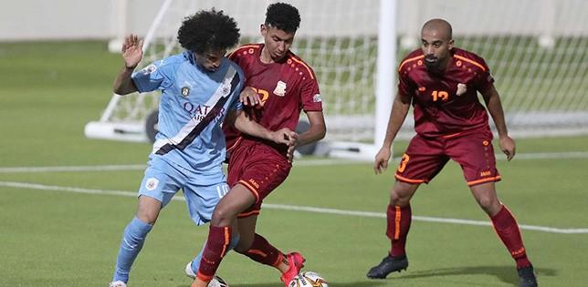 Al-Sadd draw 1-1 with Umm Salal in a friendly game