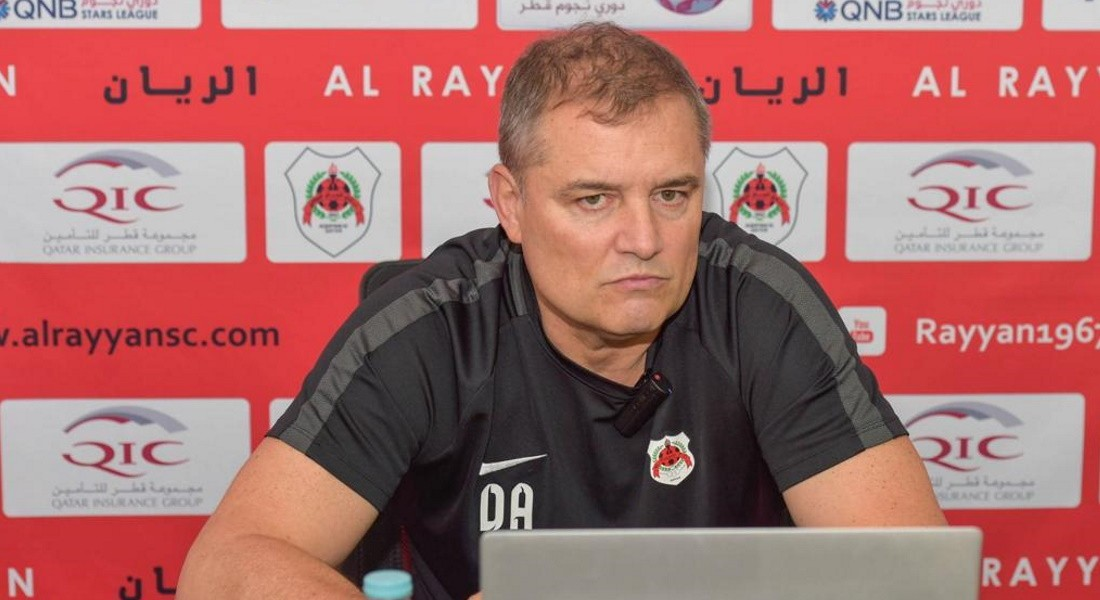 We've to be at the top of readiness against Al Arabi: Al Rayyan coach Aguirre