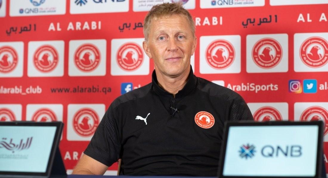 We want to regain our confidence in the match against Al Rayyan: Al Arabi coach Hallgrimsson