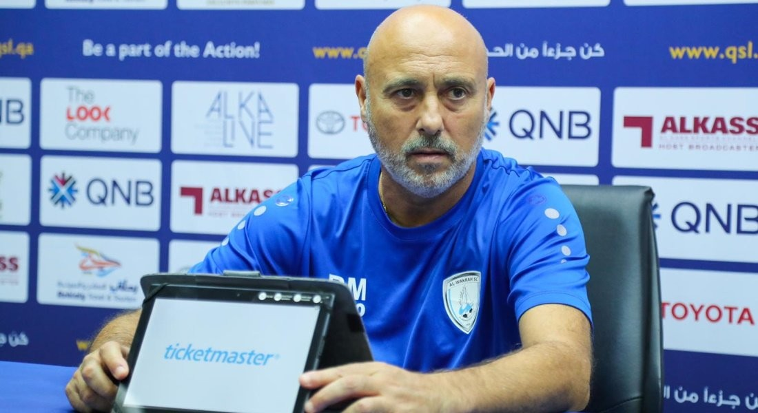 Our goal is to beat Al Khor and improve our position: Al Wakrah coach Marquez