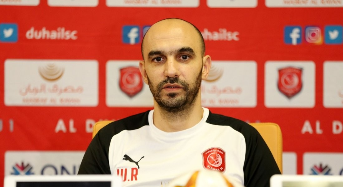We want to learn from mistakes and beat Al Gharafa: Al Duhail coach Regragui