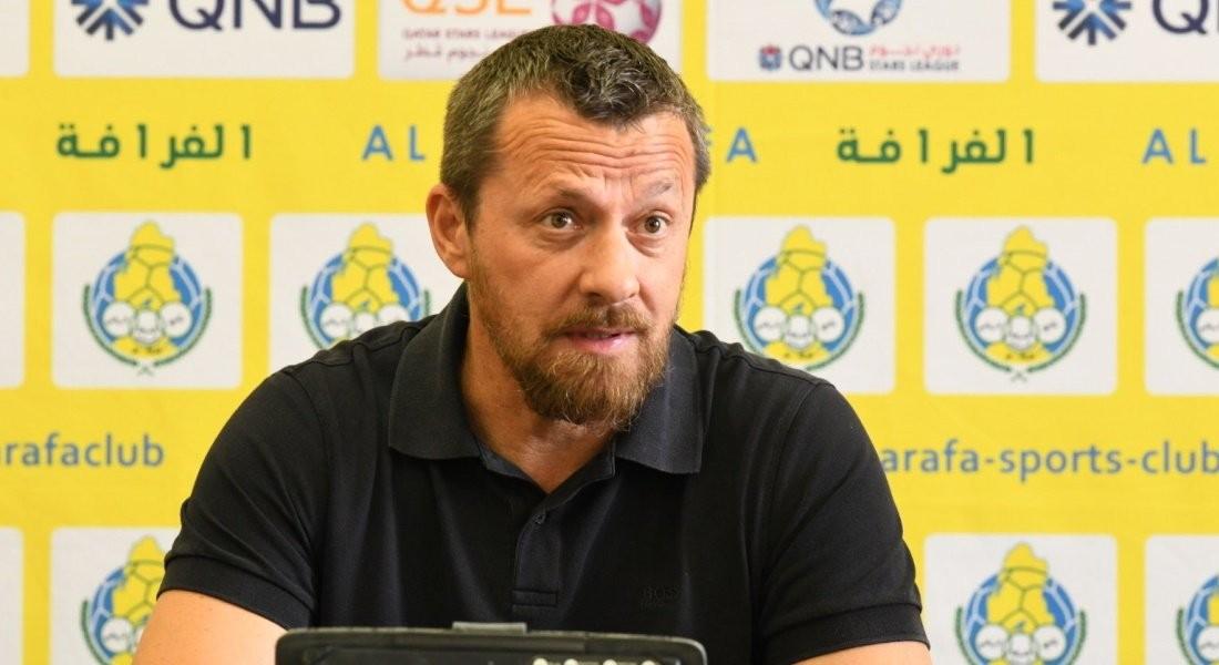Our target is to get three points against Al Duhail: Al Gharafa coach Jokanovic