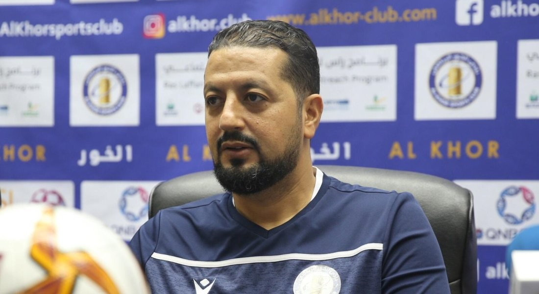 Past is past and we focus on Al Wakrah game: Al Khor coach Omar