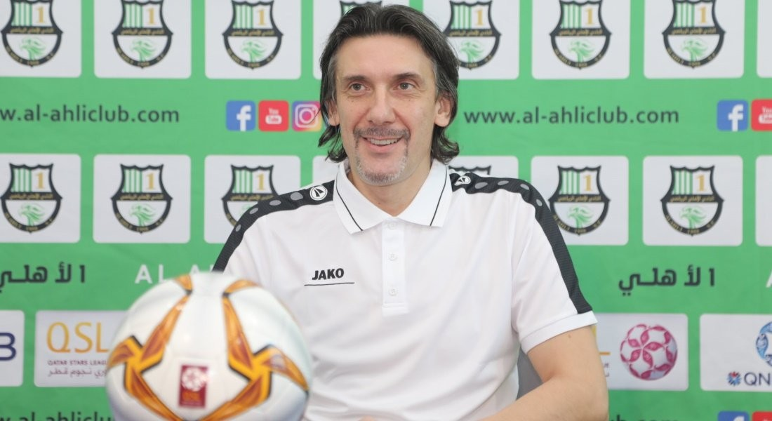 We've to learn from mistakes and provide our best against Al Sadd: Al Ahli coach Nebojsa