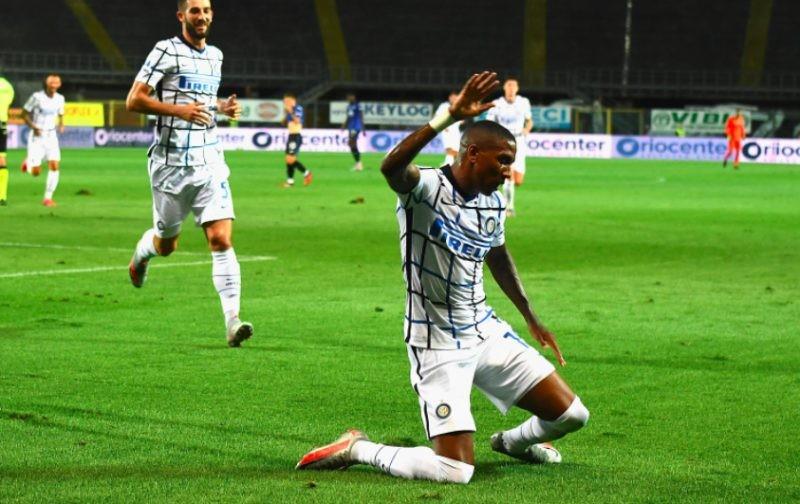 Inter take second as sluggish Atalanta come up short