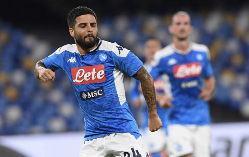 Immobile makes history as Lazio fall to Napoli defeat