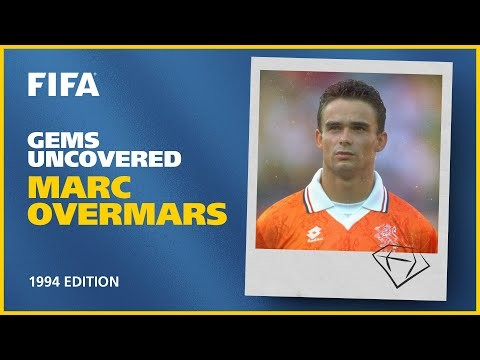 Marc Overmars | USA 1994 | Gems Uncovered