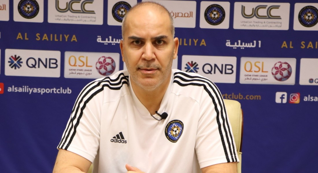Mission tough, but we're learning from our mistakes: Al Sailiya coach Trabelsi