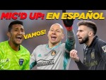 Mic'd Up in Spanish: Listen to What Soccer Players Say on the Pitch