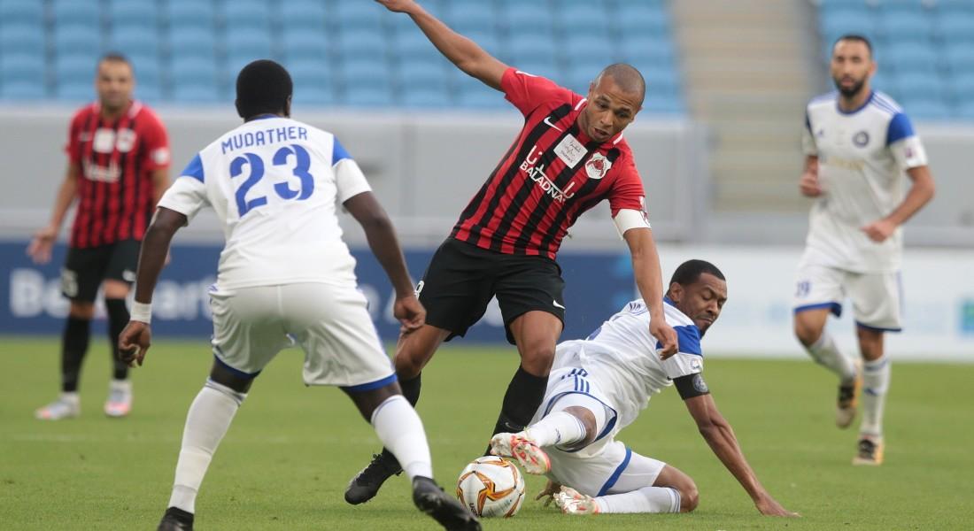 QNB Stars League Week 20 – Al Rayyan 1 Al Sailiya 0