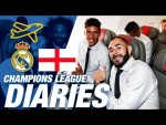 Champions League Diaries | Manchester City vs Real Madrid (Day One)
