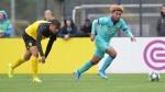 US teen Konrad in Barca squad for UCL vs. Napoli