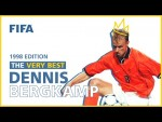 Dennis Bergkamp | France 1998 | The Very Best