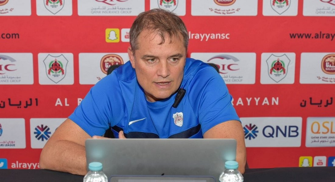 We've to offer our best on the field: Al Rayyan coach Aguirre