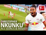 Christopher Nkunku - All Goals and Assists 2019/20