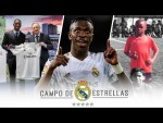 🤙 Vinicius Jr.'s INCREDIBLE journey: Flamengo to Real Madrid to Clásico goal!