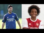 'He's a winner!'   Mikel Arteta on the signing of Willian