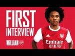 🇧🇷 Welcome to The Arsenal, Willian!