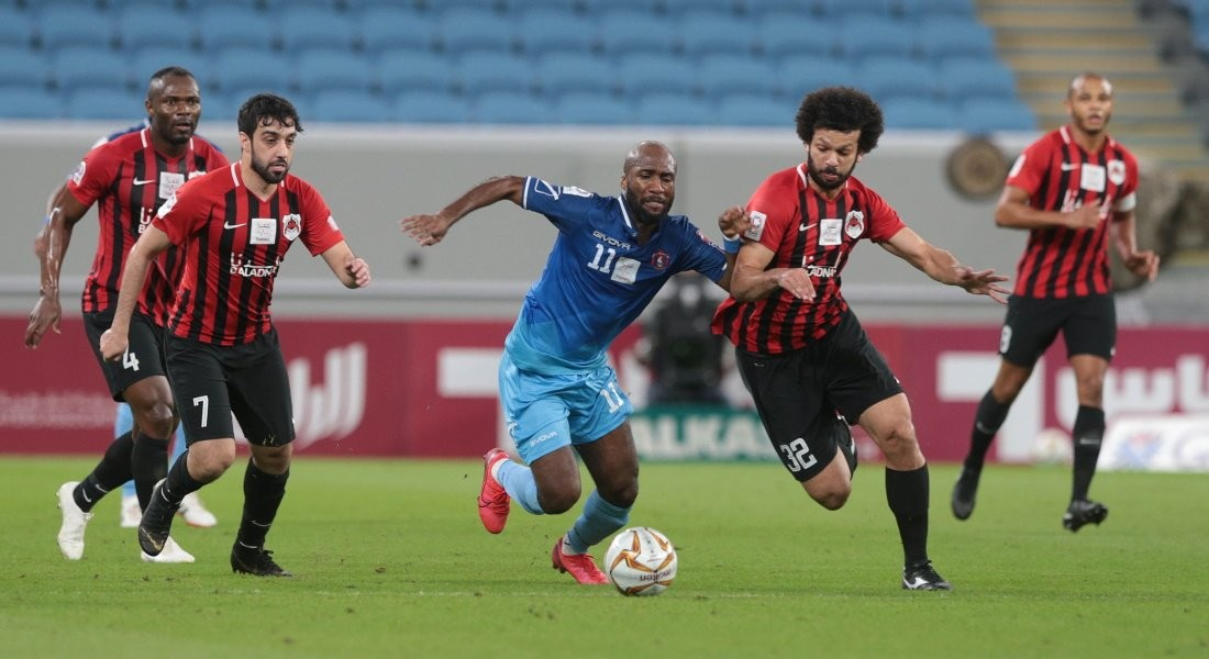 QNB Stars League Week 21 – Al Shahania 0 Al Rayyan 1