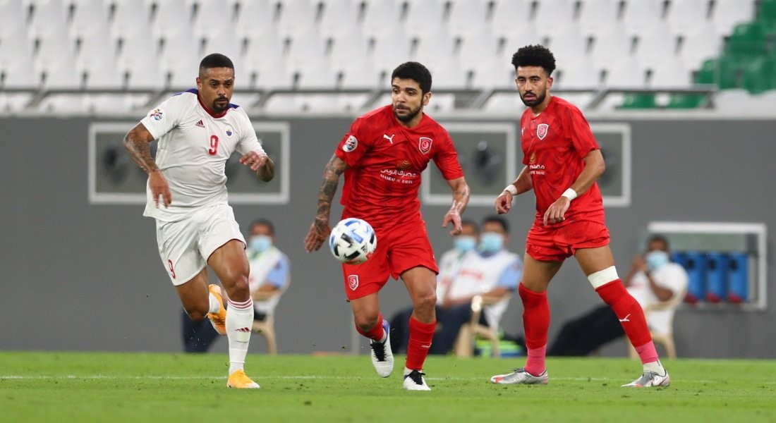Al Duhail beat Sharjah in AFC Champions League Round 3