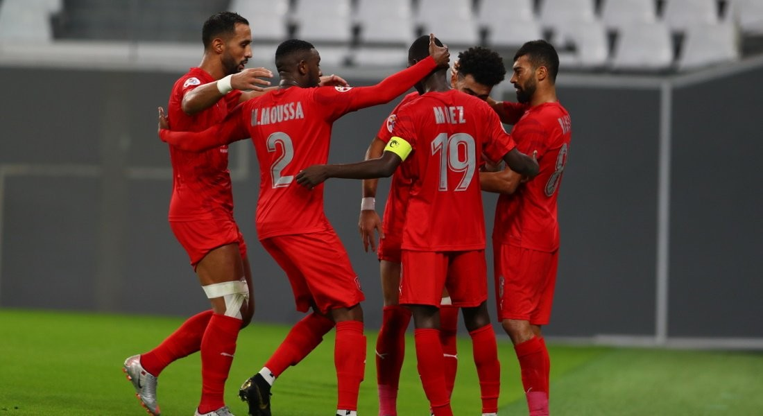 Al Duhail look to do an encore against Sharjah in AFC Champions League Round 4