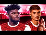 Arsenal To Make Double Signing of Aouar & Partey This Summer?! | Transfer Review