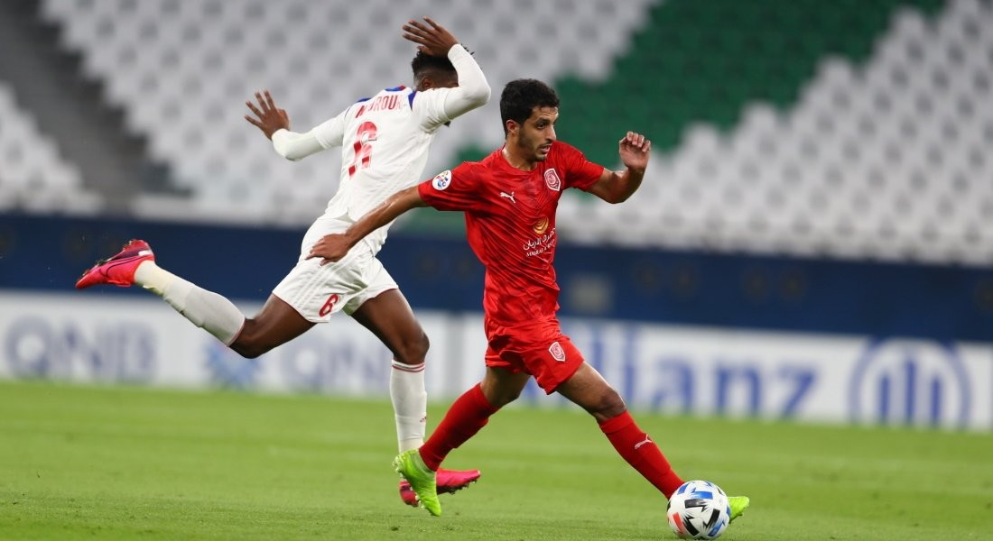 Al Duhail lose to Sharjah in AFC Champions League Round 4