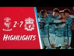 Highlights: Lincoln 2-7 Liverpool | Shaqiri free kick, Minamino & Jones hit doubles