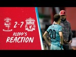 Klopp's Reaction: Boss on debutants, attitude and Minamino performance | Lincoln 2-7 Liverpool