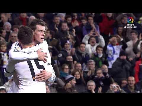 BEST MOMENTS Gareth Bale Real Madrid LaLiga Santander