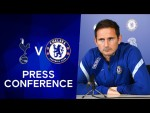 Frank Lampard: Mendy & Chilwell Fit & The New Handball Rule | Tottenham v Chelsea