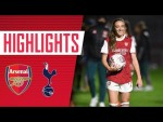 ARSENAL WOMEN WIN THE NORTH LONDON DERBY! | Arsenal 4-0 Tottenham | Highlights