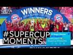 BAYERN, SEVILLA, MARTÍNEZ: #SUPERCUP Matchday MOMENTS!