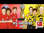 Der Klassiker: Bayern vs. Dortmund Training Montage | Supercup 2020 - Powered by 442oons