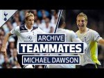 SPURS ARCHIVE TEAMMATES | MICHAEL DAWSON