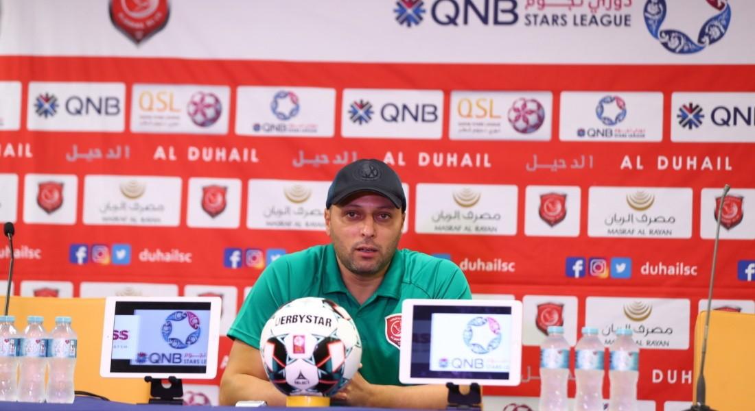 Qatar SC tie important and we'll be fully focused: Al Duhail's Hatem Al Moaddeb