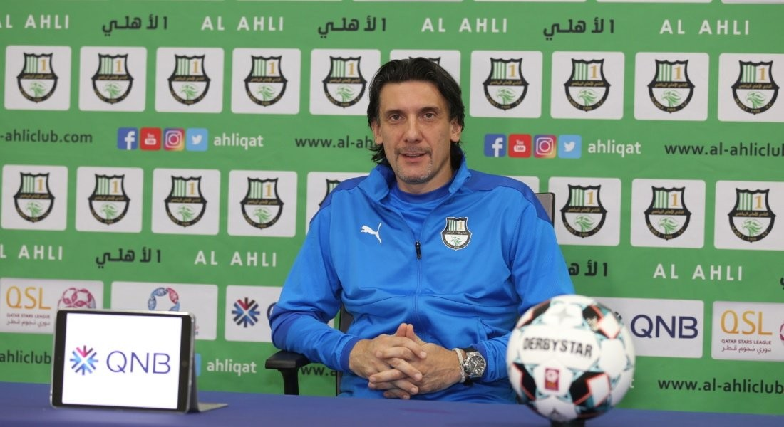 We'll do our best against Al Sailiya to maintain our position: Al Ahli coach Nebojsa