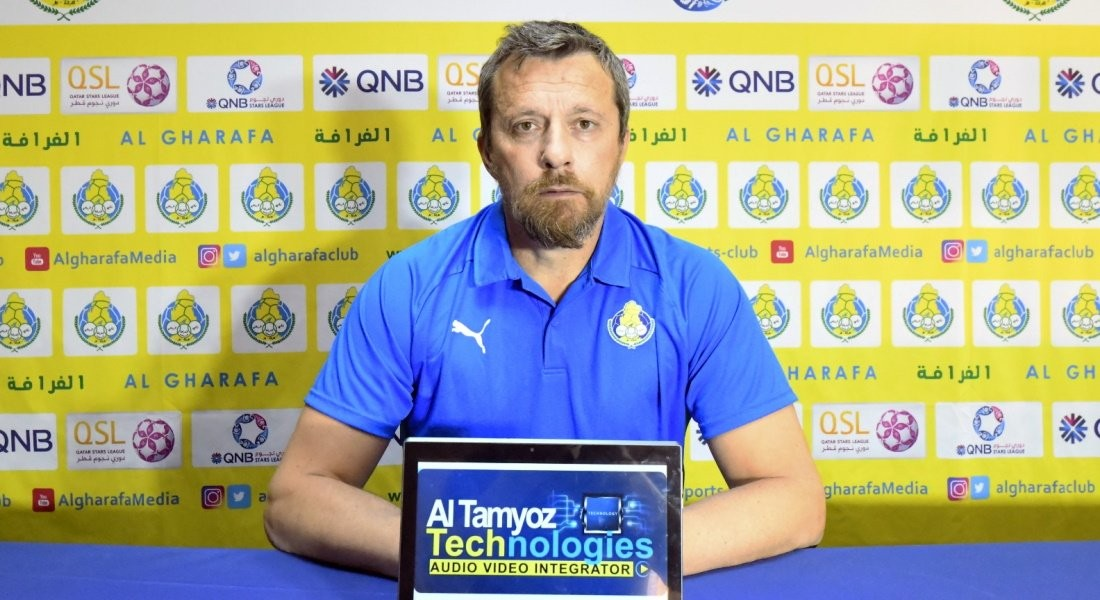 We must be fully focused against Al Kharaitiyat: Al Gharafa coach Jokanovic