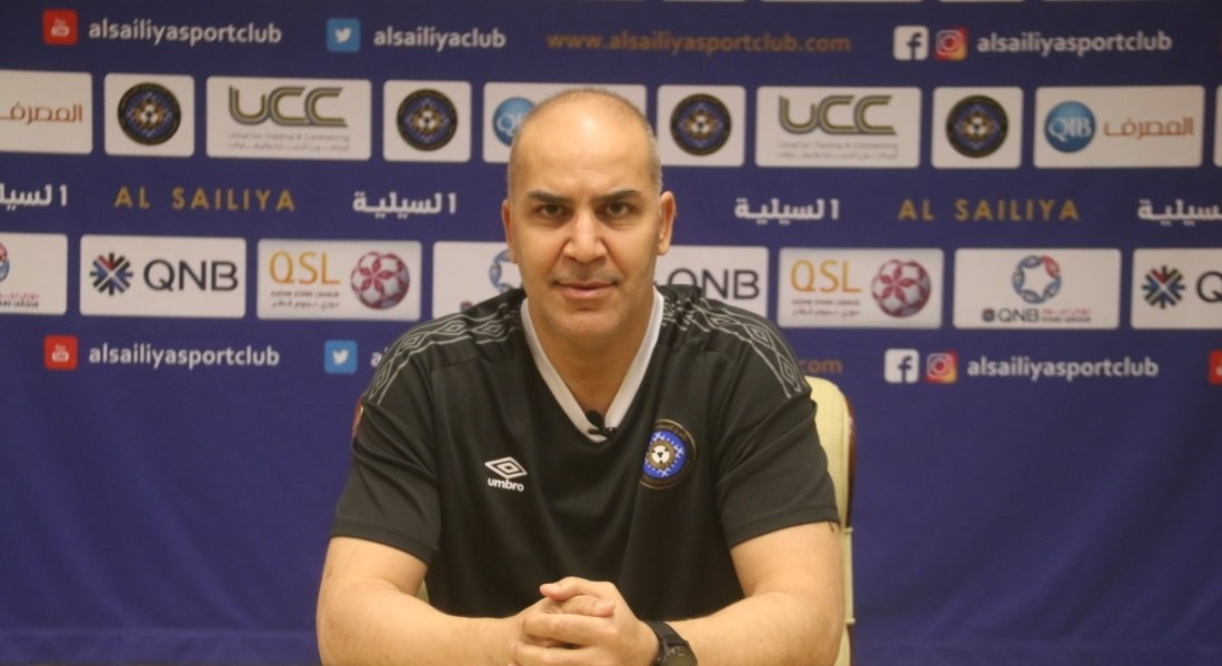 Preparations were good for Al Ahli match and our goal is to win: Al Sailiya coach Trabelsi