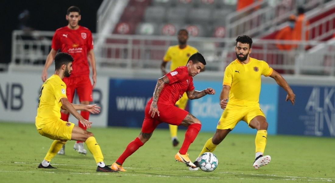 QNB Stars League Week 4 - Al Duhail 2 Qatar SC 1