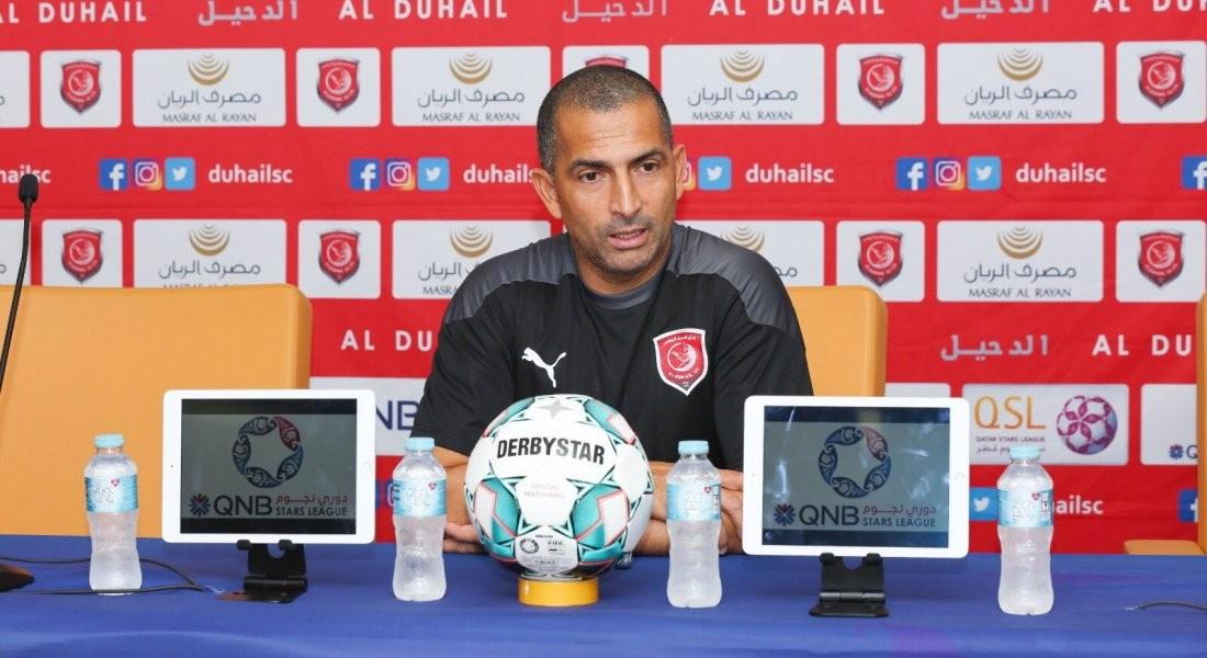 We seek positive result against Al Sadd: Al Duhail coach Lamouchi
