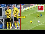 Reus & Haaland Combine as Super Subs with Goal & Assist