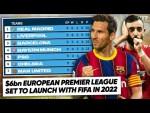 EUROPEAN SUPER CLUBS ANNOUNCE NEW LEAGUE THAT STARTS IN 2022! | WNTT