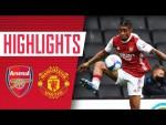 HIGHLIGHTS | Arsenal vs Manchester United (3-3) | Nelson, Balogun (2) | U23s