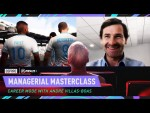 """""""Bale's Career EXPLODED From That Moment On"""" - Villas-Boas Manager Masterclass 