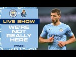 LIVE | MAN CITY v PORTO | CHAMPIONS LEAGUE GRP C | WE'RE NOT REALLY HERE
