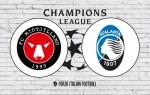 Midtjylland v Atalanta: Official Line-Ups