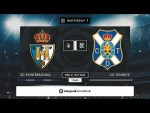 SD Ponferradina - CD Tenerife MD7 X1900